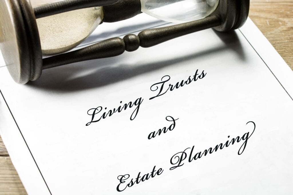 Living Trust & Estate Planning document